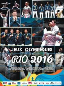 Médaillés et finalistes Français  RIO 2016